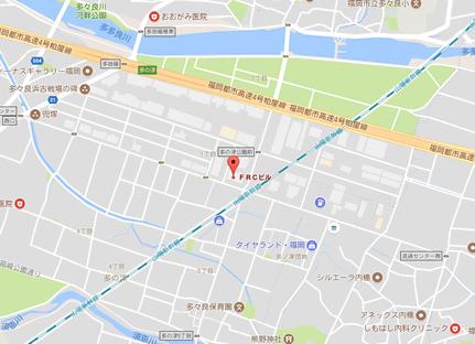 GoogleMAP連携画面